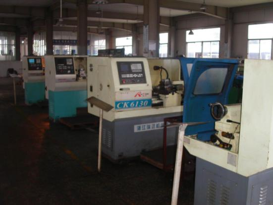 Factory Show Manufacturing Base Facilities